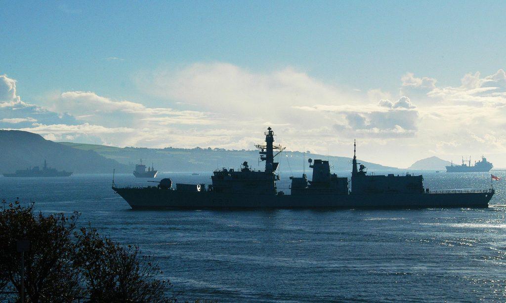 Warship-Plymouth
