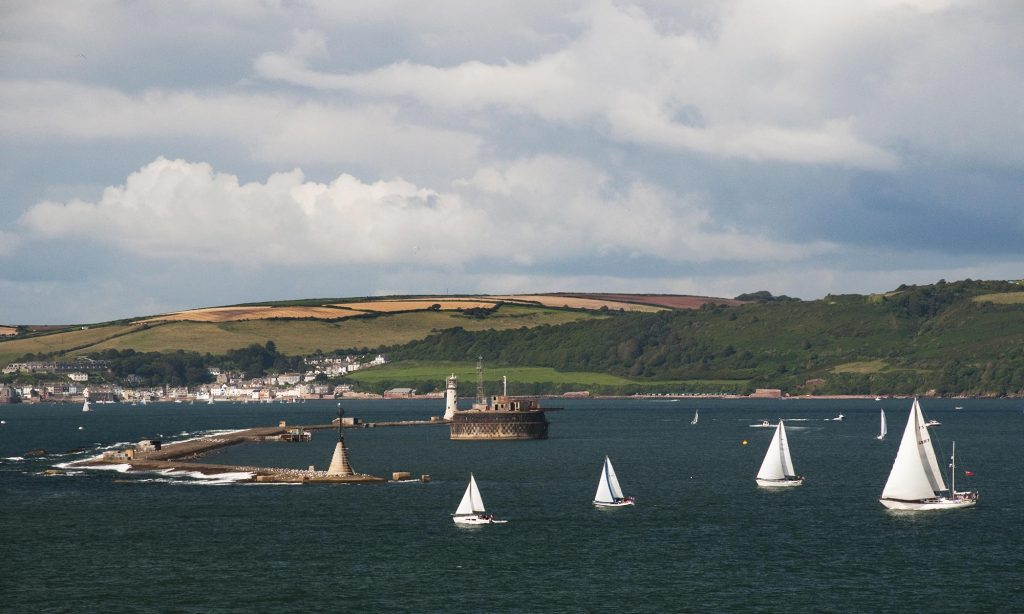 Yachts-Plymouth-Sound