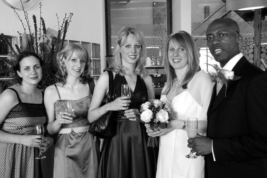 Friends-of-bride